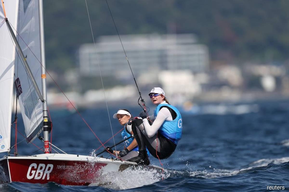 Women to race with men in 'groundbreaking' SailGP shift