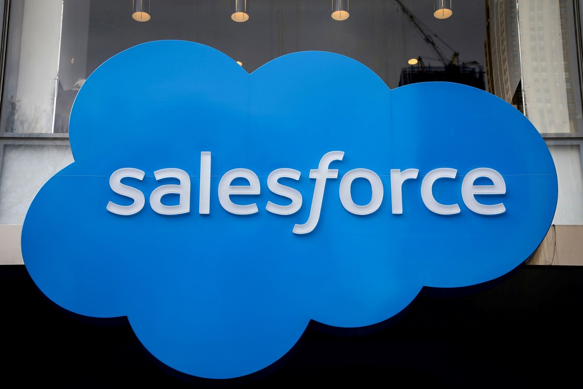 Salesforce's CEO offers to relocate employees from Texas