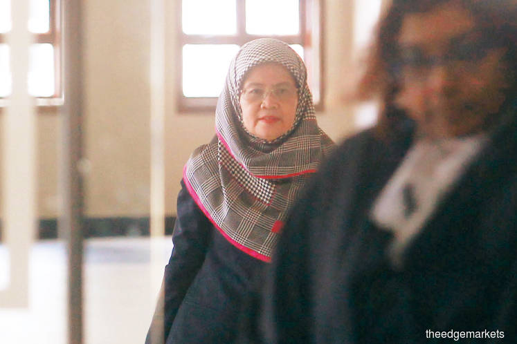 NAD's audit report sent to Najib first — witness