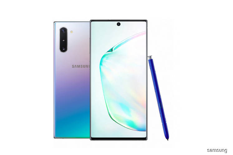 Samsung Galaxy Note 10 officially unveiled, starts at RM3,699