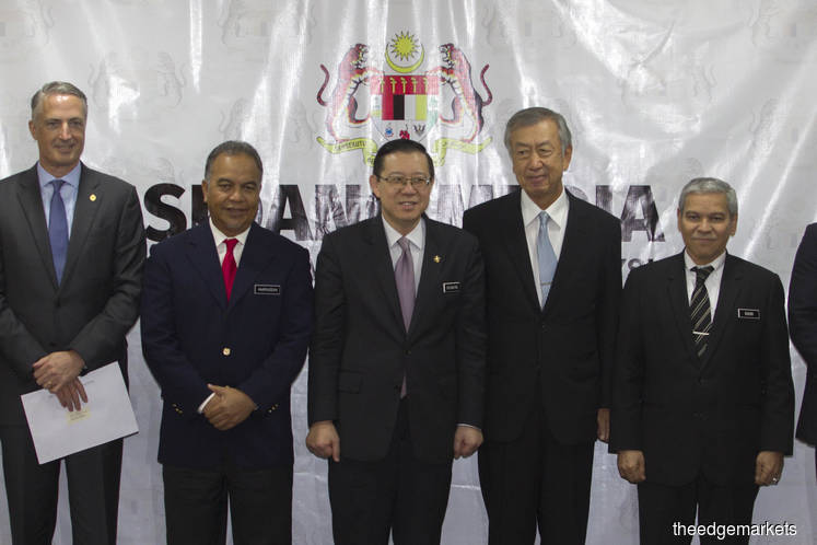 Guan Eng: Mizuho, HSBC, Daiwa appointed lead arrangers for