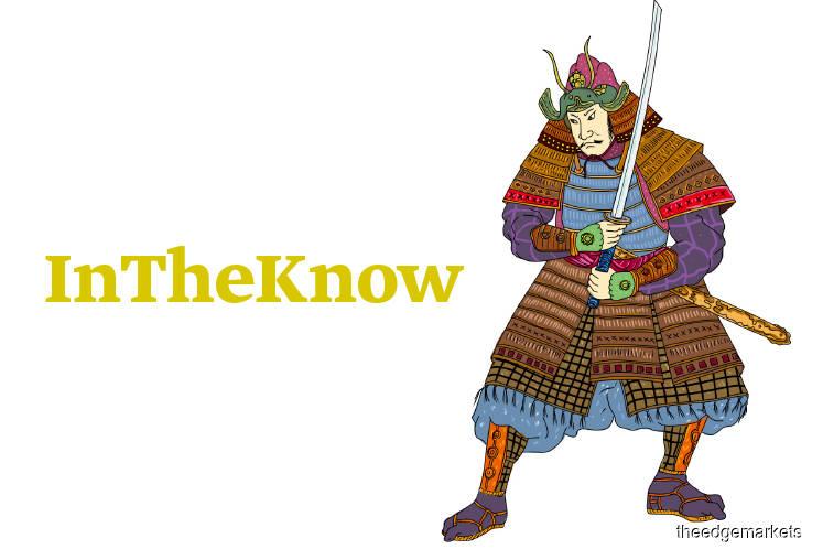 InTheKnow: Samurai bonds