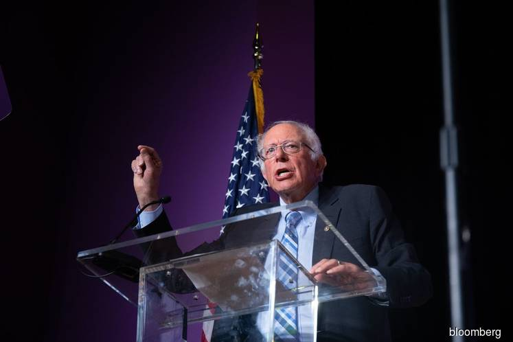 Sanders Says He Has More Donors Than Trump