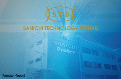 与德企签MoU Sanichi应声涨18.75%