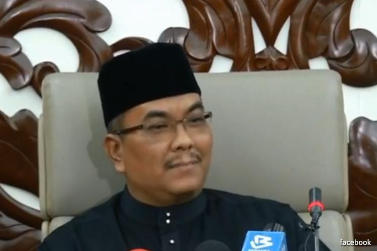 Muhammad Sanusi sworn in as 14th Kedah Menteri Besar