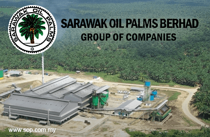 Sarawak Oil Palms proposes estate purchase, rights issue
