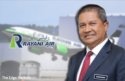 Transport Ministry to continue engaging with Rayani Air