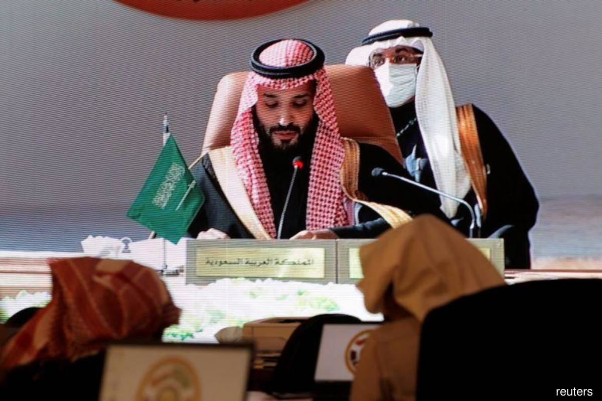 Saudi crown prince says kingdom offers US$6 trillion investment opportunities over next decade — state news agency