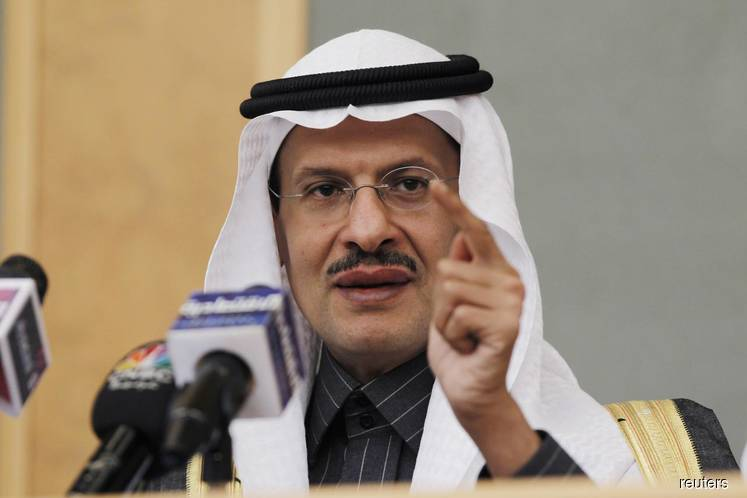 Saudi energy minister: We want sustainable oil prices
