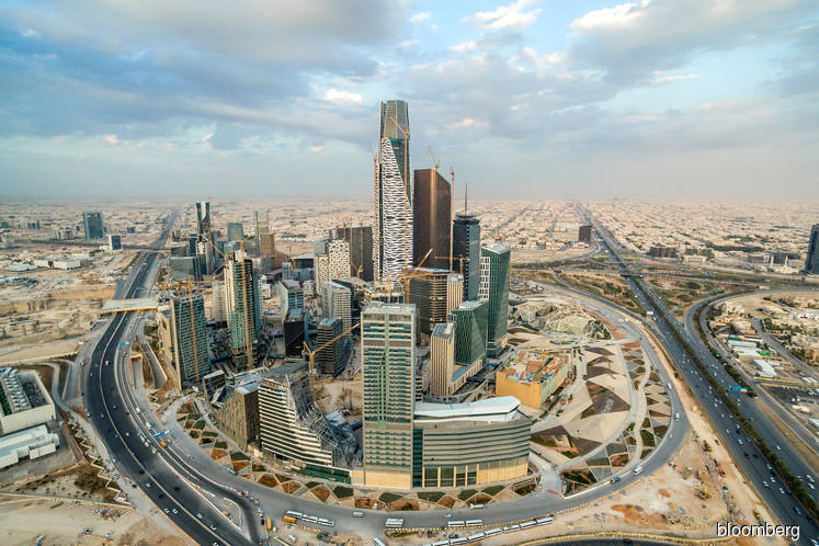Saudi Arabia's long-delayed banking hub gets a trendy makeover