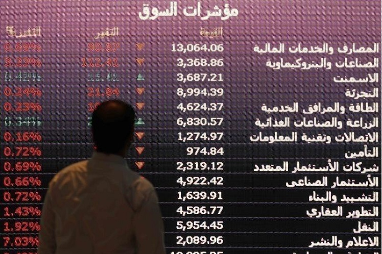 Saudi stocks lead Mideast markets higher as economies reopen