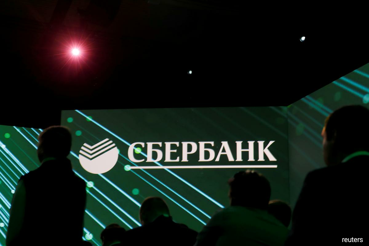 The Russian government owns a stake of 50% plus one share in Sberbank, the country's oldest lender with assets of $401 billion as of August and a market value of about $67 billion. (Photo by Reuters)