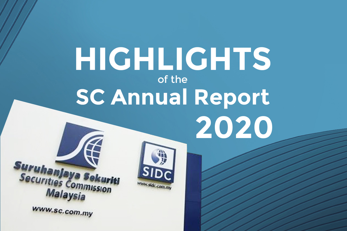 Highlights of the SC Annual Report 2020