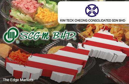 SCGM与金德昌联手合作进军沙巴、砂拉越和汶莱市场