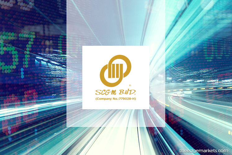 Stock With Momentum: SCGM