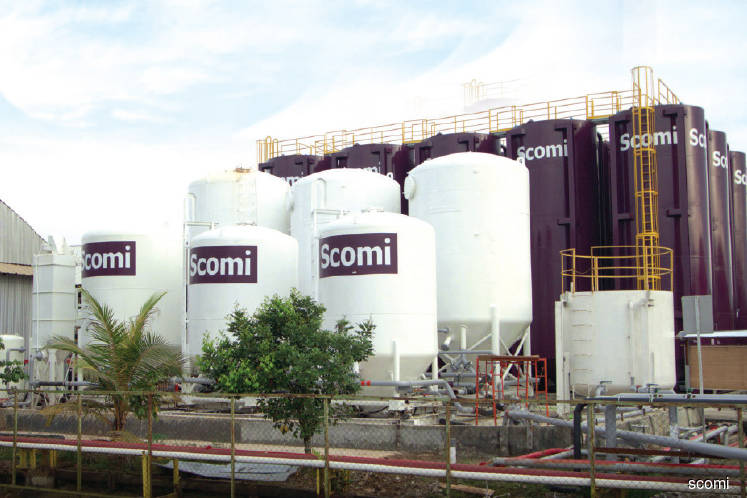 Scomi Energy falls as auditor flags uncertainty