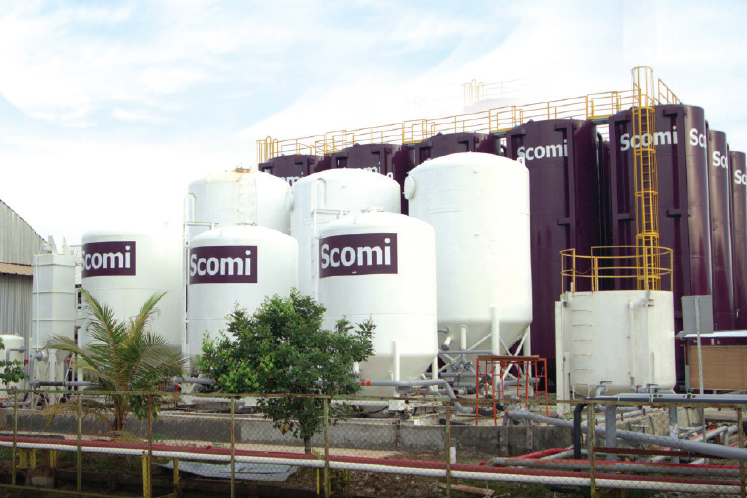 Court throws out Scomi Group's bid to stop lenders from taking over shares in Scomi Energy