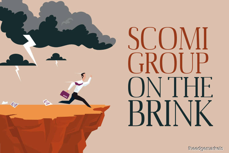 Cover Story: Scomi Group On The Brink