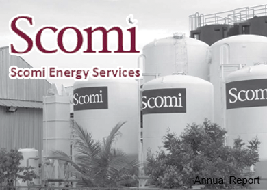 Weak ringgit good for Scomi Energy