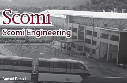 Chinese firms keen on Scomi's rail operation