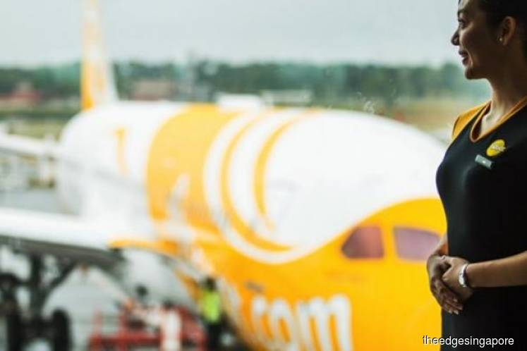 Singapore Air and SilkAir to codeshare on Scoot flights