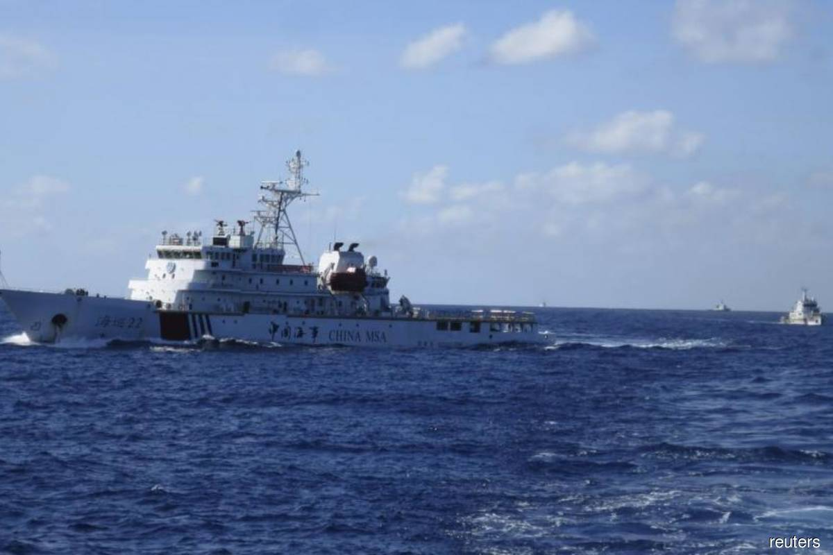 Philippines says lifting South China Sea oil exploration moratorium a unilateral move