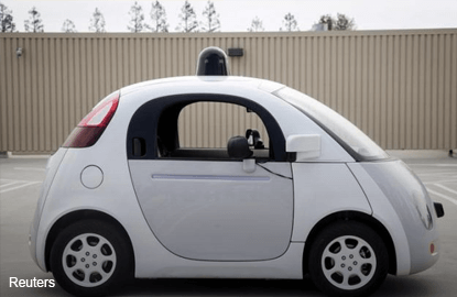 Driverless cars to continue to drive disruptive technology in 2017