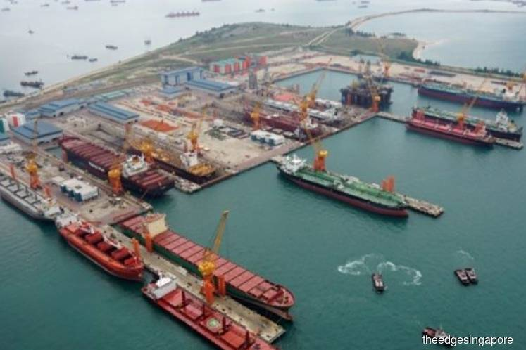 SembMarine reverses into the red with 4Q net loss of S$77.7 mil, expects to book losses in FY20