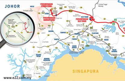 Senai-Desaru Expressway under financial strain, spurs talk of sale