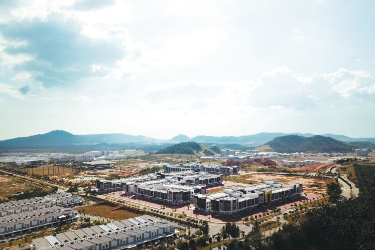 A growing, vibrant township