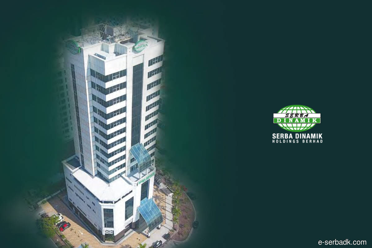 Bursa's most active stock Serba Dinamik extends gain