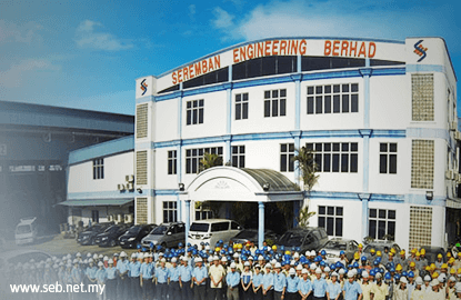 Seremban Engineering, Success Transformer down on profit taking