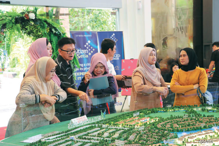 All 152 houses in Setia Eco Glades' Reef of Tropic sold in two days