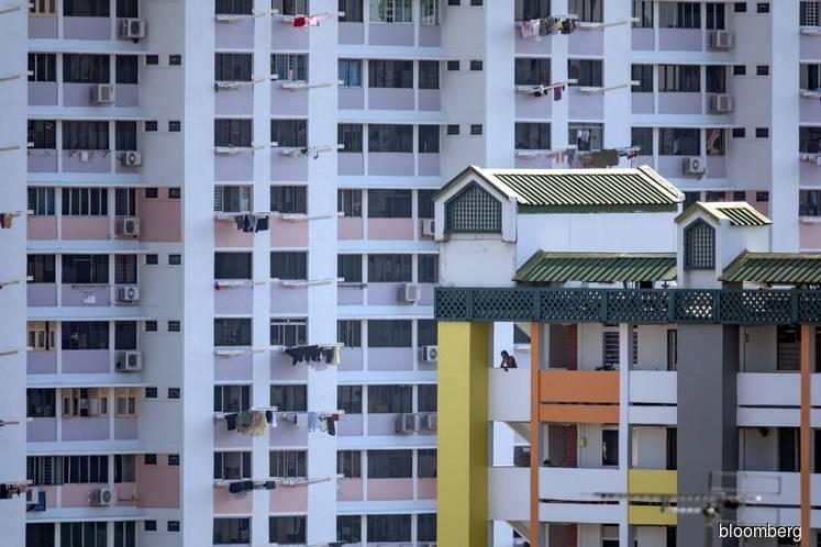 Singapore Apartment Sales Jump Despite Slower Price Growth