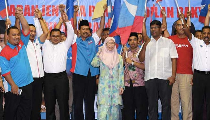 Unofficial: PKR wins Sg Kandis by-election