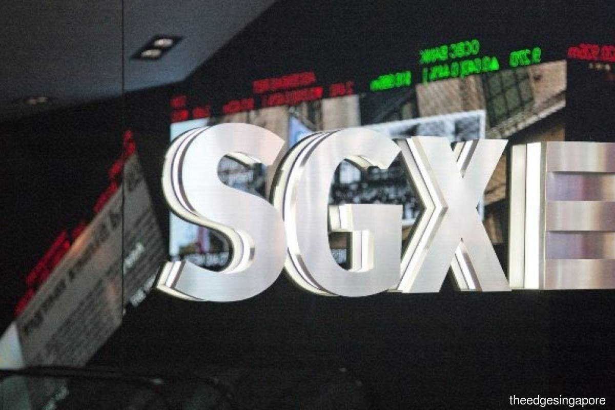 SGX (File photo by theedgesingapore)
