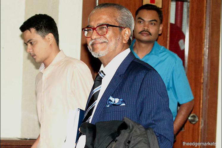 Shafee fails in bid to get his passport to attend Aussie case