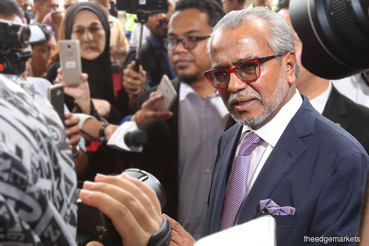Najib's lawyer Muhammad Shafee slams judges' transfer as 'unfair'