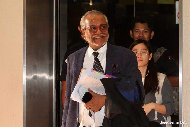 1MDB-Tanore trial: Judge demands documentary proof of COVID-19 tests, quarantine after trial postponed again