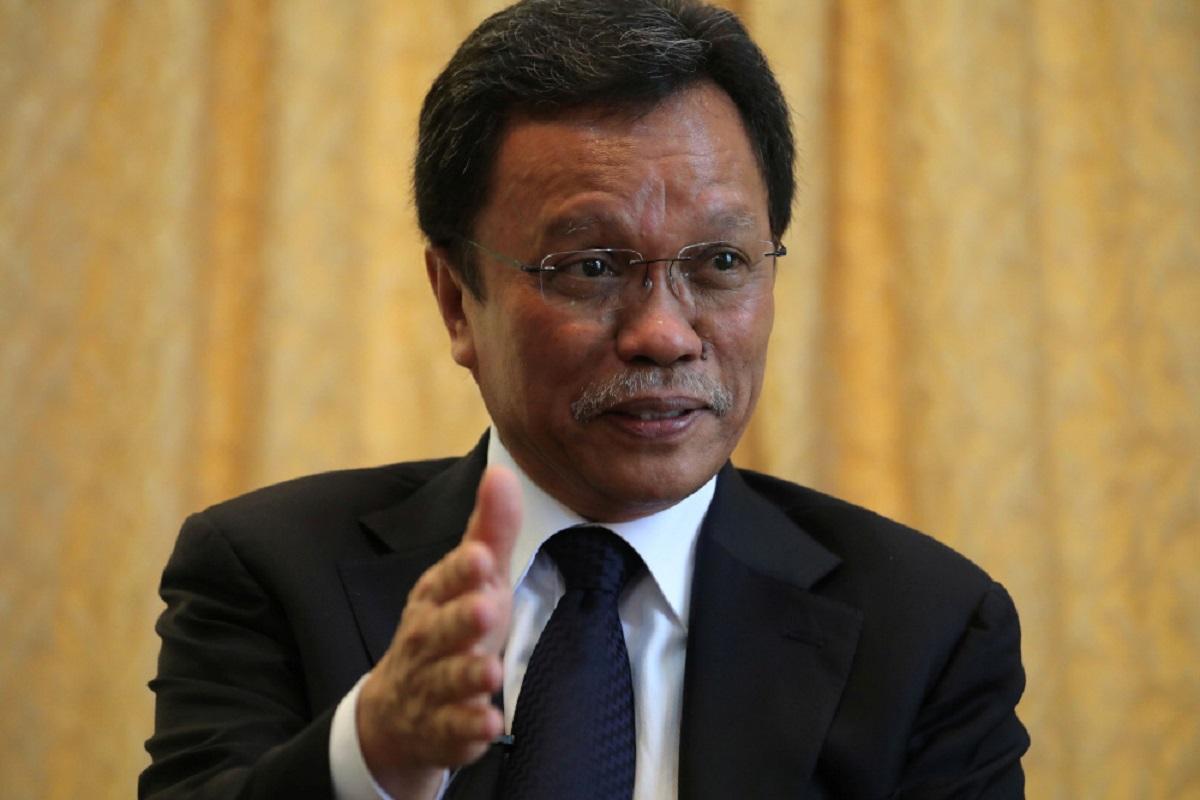 Sabah election: Shafie votes at SK Bubul in Semporna