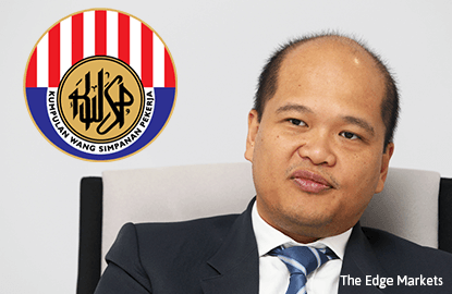 Malaysia's EPF on track to achieve investment target - CEO
