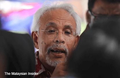 Accepting funds from Najib is normal, says Shahrir Samad