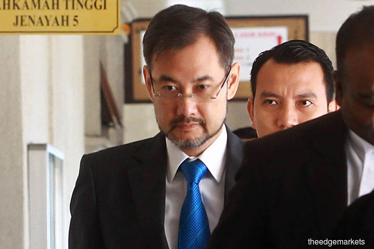 Change of power from federal govt to PM in 1MDB was Jho Low's instruction, says Shahrol