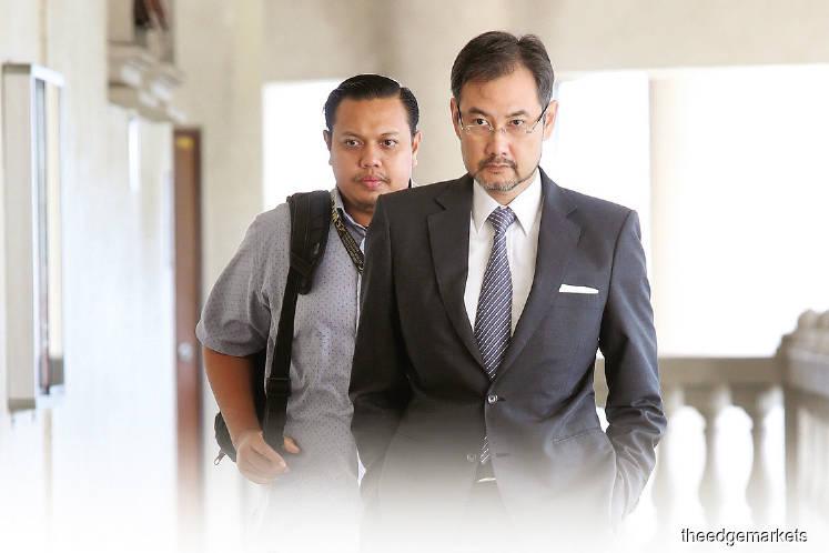Shahrol confirms he is '1MDB Officer 2' in US DoJ report