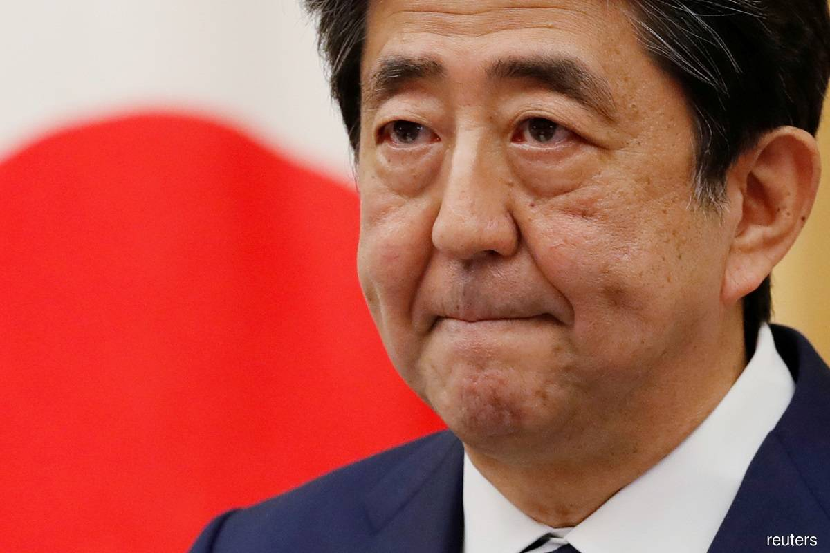 Japanese Prime Minister Abe reported to be stepping down for health reasons
