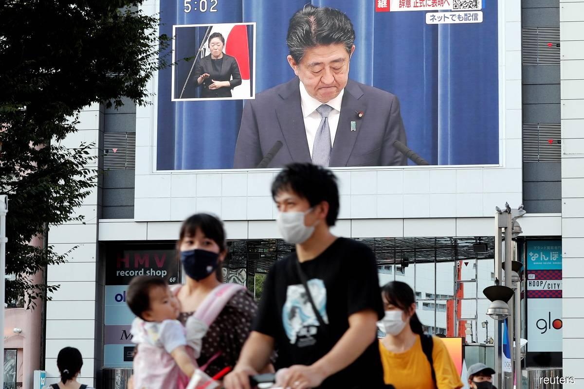 Abenomics fails to deliver as Japan braces for post-Abe era