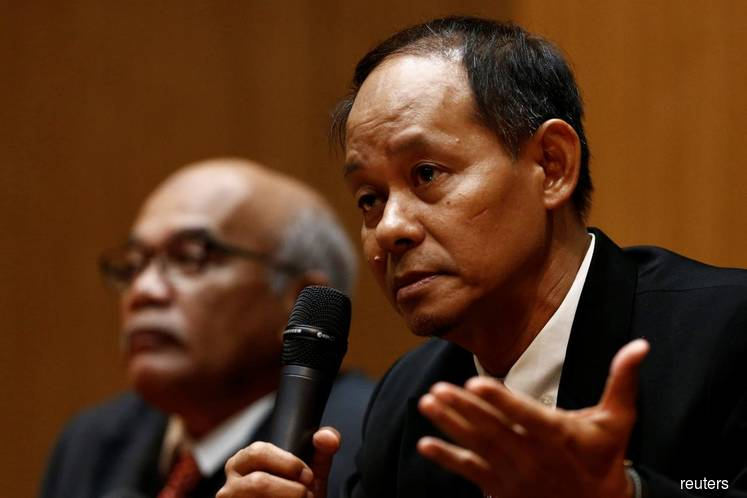 Malaysia's anti-graft chief says received death threat, witnesses went missing