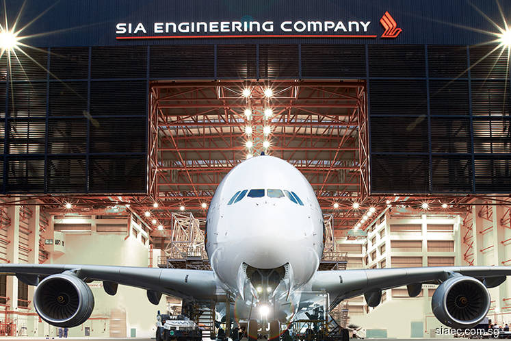 Singapore's SIA Engineering surges as DBS upgrades to 'buy' on privatisation hopes