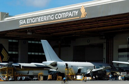 SIA Engineering forms JV with Airbus