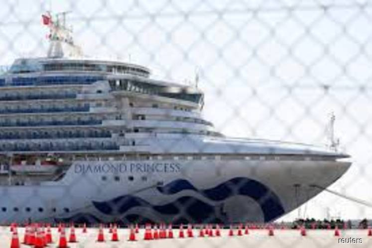 Criticism of Japan's effort on coronavirus cruise ship as passengers leave